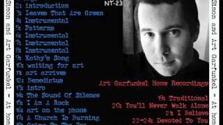 23. Paul Simon - The Sound Of Silence (with Art Garfunkel).wmv