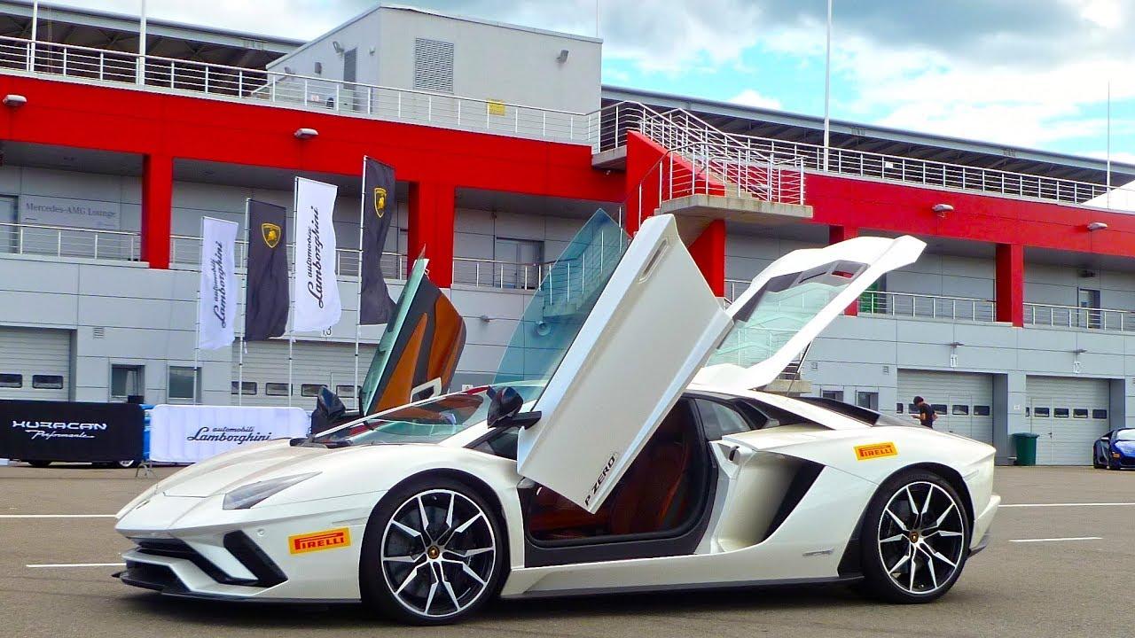 Lamborghini Huracan & Aventador S - КлаксонТВ