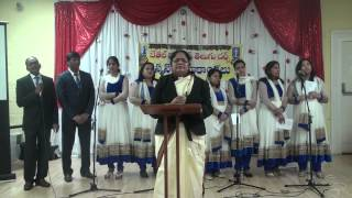 Holy, Holy are you Lord God Almighty - Bethel Ministries Telugu Church