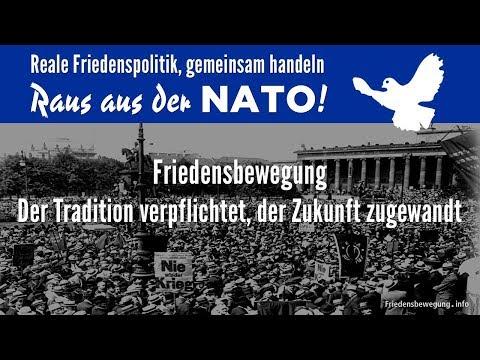 Europa braucht eine neue Friedensbewegung!