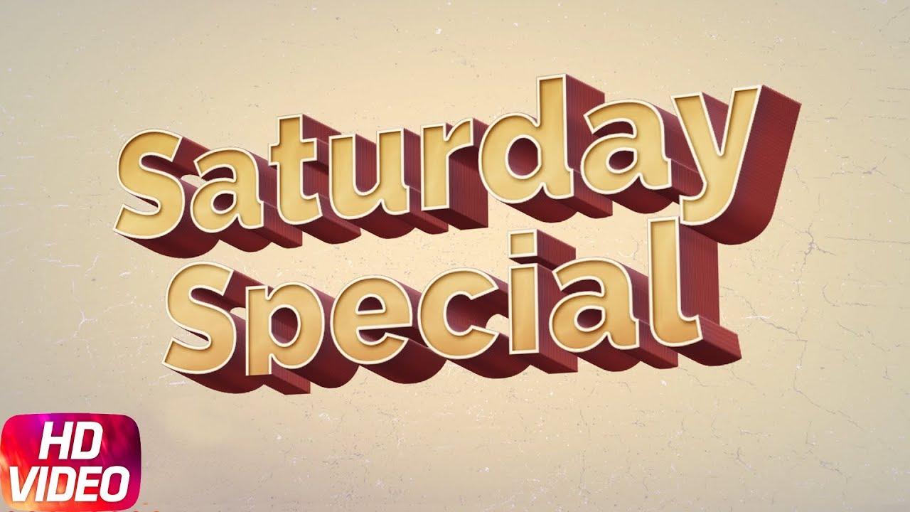 Saturday Nawab Video Song Download HD