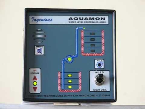 Aquamon Automatic Water Level Controller Youtube