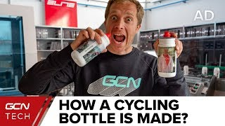 More Interesting Than You Think: How A Cycling Water Bottle Is Made