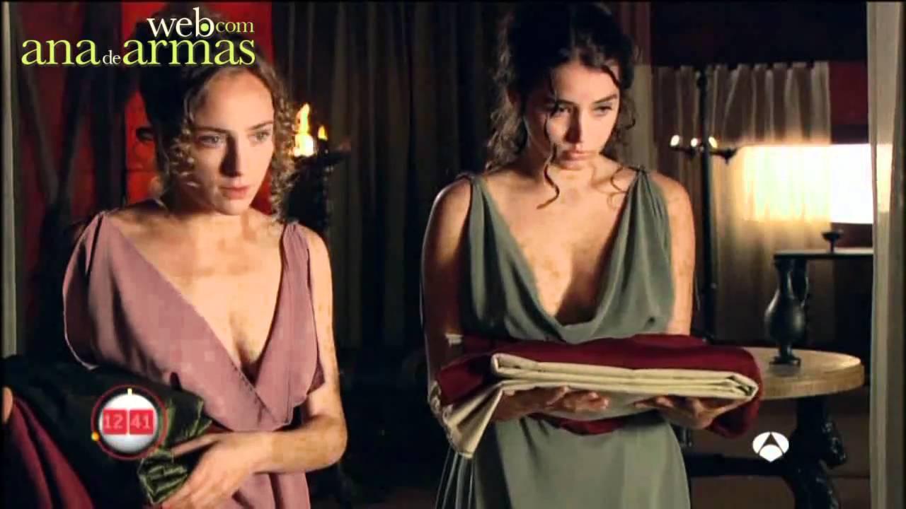 Ana De Armas Hispania ana de armas. esta noche, tercer capítulo de hispania (espejo público)