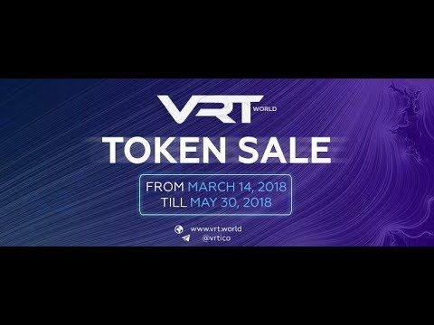 Обзор ICO VRT.WORLD