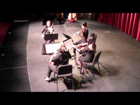String Quartet - Orange County Youth Symphony Orchestra