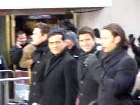 Il Divo - Today Show Part 2 NYC