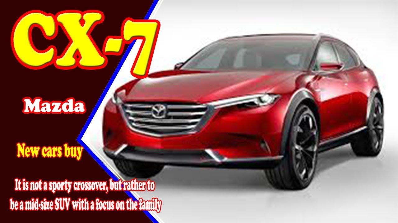2019 Mazda CX-7 | 2019 Mazda CX-7 crossover | 2019 Mazda ...