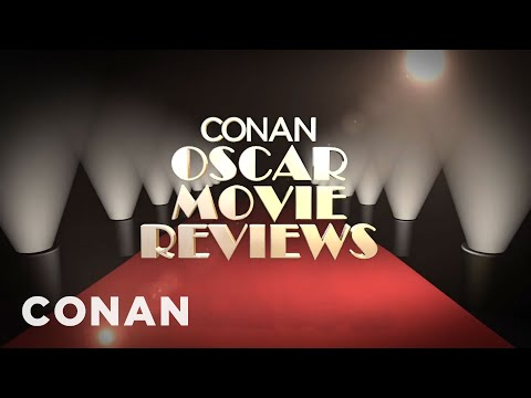 Conan's Oscar Reviews  - CONAN on TBS