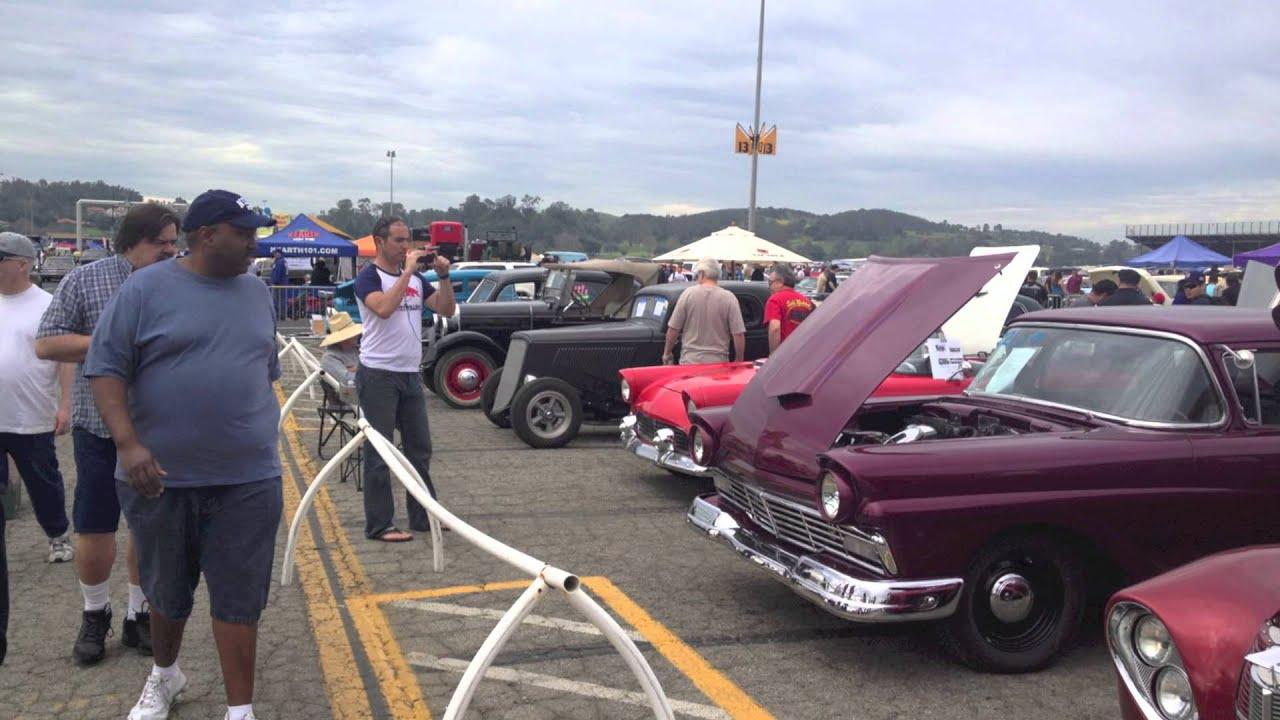 Pomona Classic Car Swap Meet