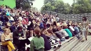 Первый урок в Парке Горького 2 июня 2019