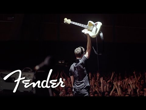 Mike Kerr of Royal Blood | Fender Presents | Fender