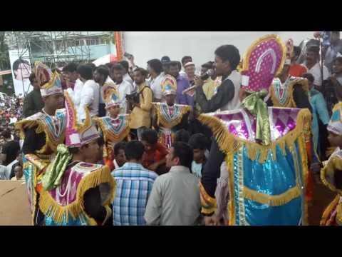 Ratnakar Mahakal in shaktitura M.N.S dahihandi