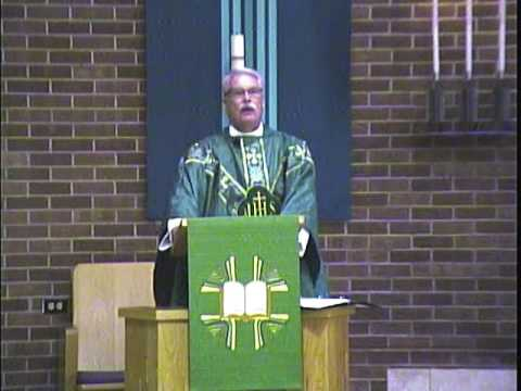 Divine Service Trinity Lutheran Church (LCMS), Denver, CO for the 11th Sunday after Trinity.