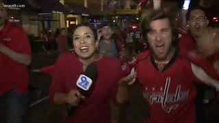 'We want the Cup': Caps fans celebrate Game 4 win in DC