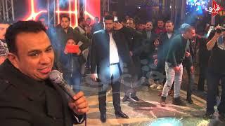 لحظه وصول محمود الليثى فرح احمد التونسيى واستقبال من عبسلام فظيع ومحمد الدوو