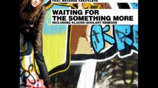 Jeter Avio feat. Natasha Yakovleva - Waiting For The Something More (Klauss Goulart Radio Mix)
