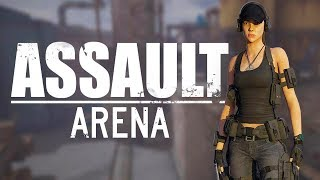 Assault Arena - Android Gameplay (By AMT Games Ltd.)
