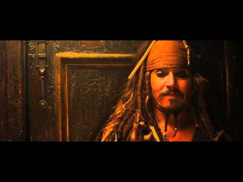NEW Official Pirates of the Caribbean On Stranger Tides Trailer – Official Disney UK Trailer