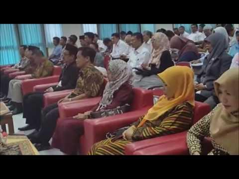 Ikrar Halal Bi Halal Sederhana Tapi Bermakna Youtube