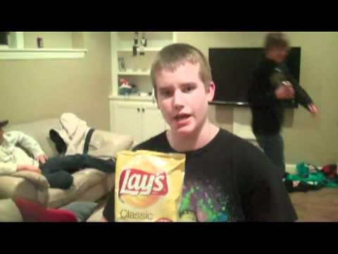 Lays Potato Chips Health Warning