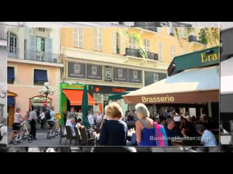 Thành Phố Nice - Nước Pháp. The Nice City, France.