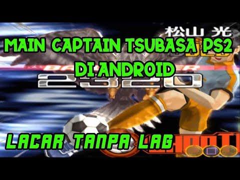 Cara Download Dan Instal Game Captain Tsubasa PS2 Di Android