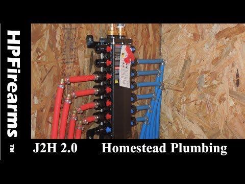 J2H 2.0 - PEX Plumbing & Sweating Copper by HPFirearms