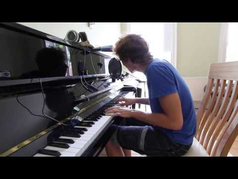 Tom Odell Another Love Vocal And Piano Cover!
