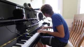 Repeat youtube video Tom Odell Another Love Vocal And Piano Cover!