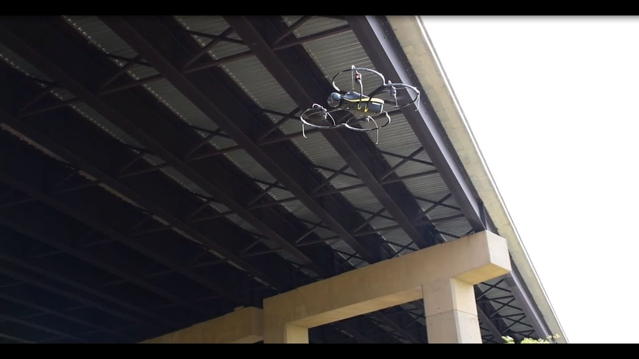 Drones help in Brent Spence Bridge inspection. Traditional ...