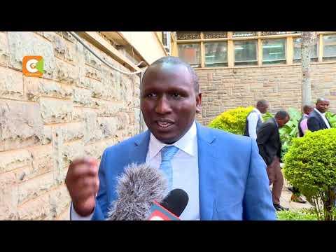 Bill to dissolve Nairobi County tabled in senate