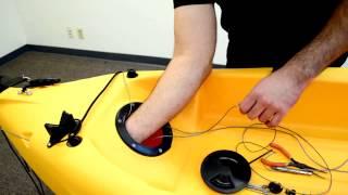 Kayak | Malibu Kayaks Rudder Kit Installation Instruction : (562) 630-6282