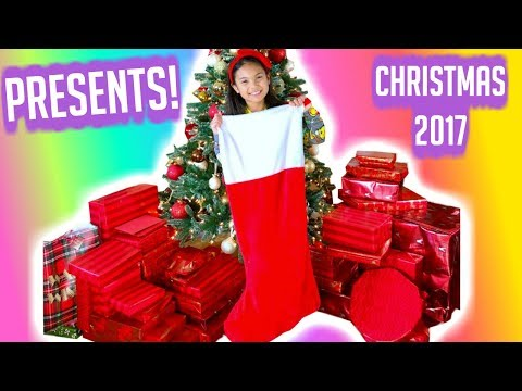 What Tiana Got For Christmas 2017! Opening Presents Christmas Morning