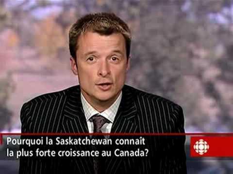 Entrevue Gérald Fillion - Croissance économique de la Saskatchewan