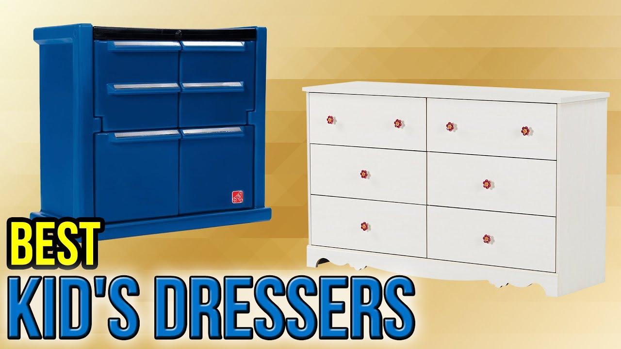 10 Best Kid S Dressers 2017