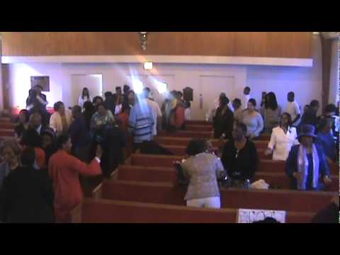 Angelica Brooks & Contee LV Chorus performed The p...