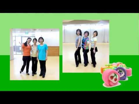 Candy Girl – Line Dance