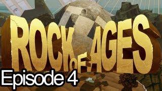 Rock Of Ages Ep.4 - Zombie Plato & Aristotle!