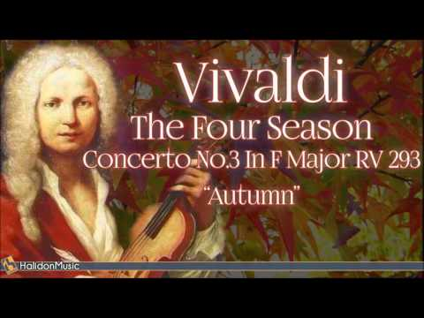 Vivaldi: The Four Seasons, Concerto No. 3 in F Major, RV 293
