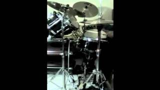 March to the Shore - drum cover