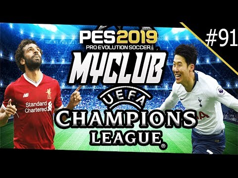 PES 2019 myClub | Champions League Final Packs! #91