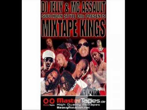 DJ Jelly & MC Assault - Mixtape Kings seid A 1/3