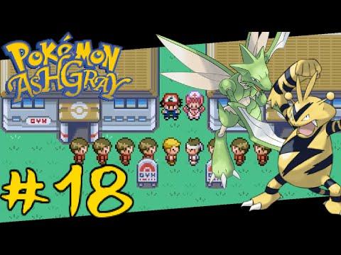 Pokemon: Ash Gray - Tam Çözüm#18 : Kas ve Yas Salonları