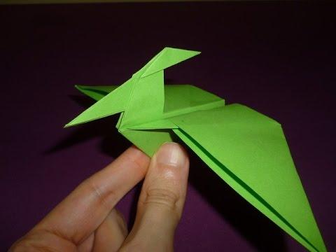 Origami Dinosaur Set Animal Prehistoric Stock Vector (Royalty Free ... | 360x480