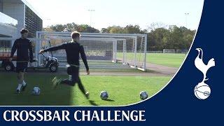 Spurs Crossbar Challenge - Christian Eriksen Masterclass!