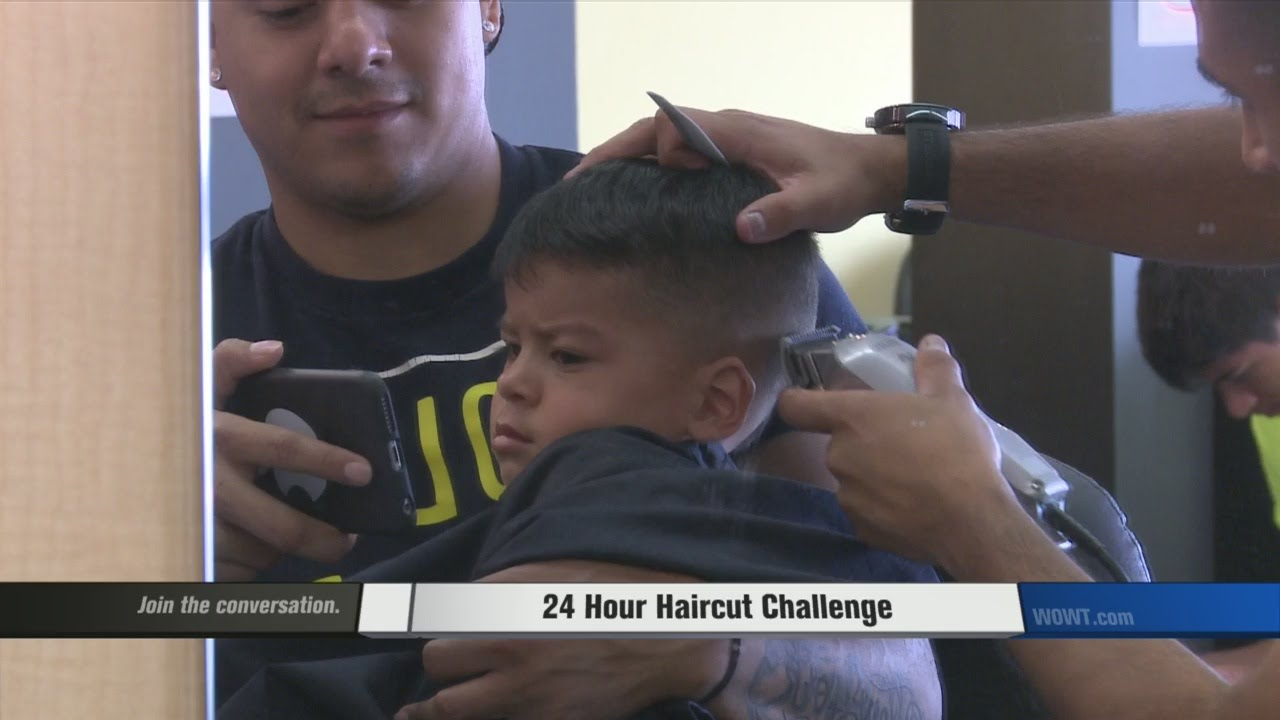 24 Hour Challenge Making The Cut Youtube