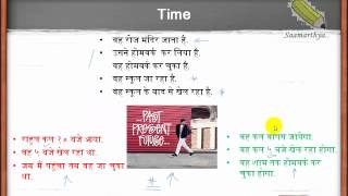 English Crash Course Lesson 4 Tenses Part 1