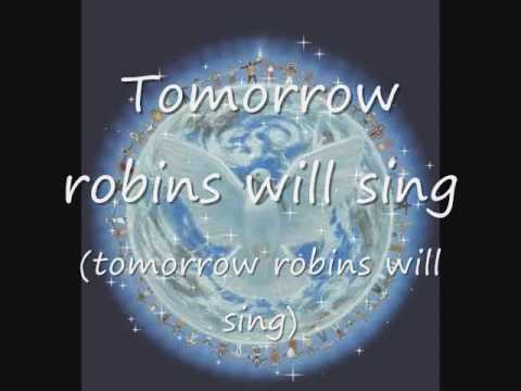 Tomorrow Robins Will Sing (Robi Kahakalau),w/lyrics mp3