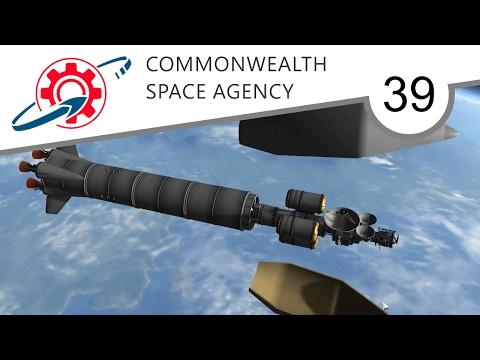 Kerbal Commonwealth Space Agency - 39. Onward to Dres (KSP 1.2.2)